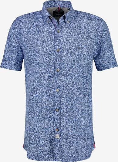 LERROS Hemd in blau / hellblau / weiß, Produktansicht