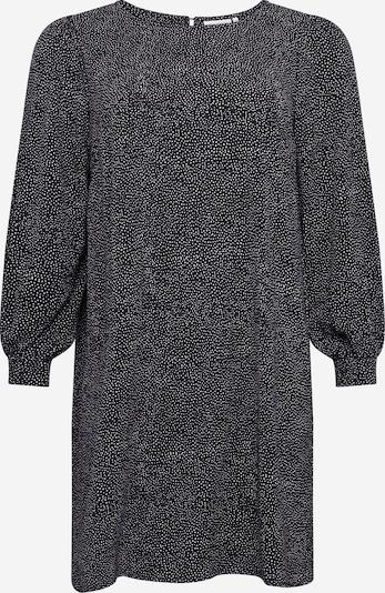 ONLY Carmakoma Kleid in schwarz / weiß, Produktansicht