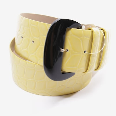 Max Mara Gürtel in S in gelb, Produktansicht