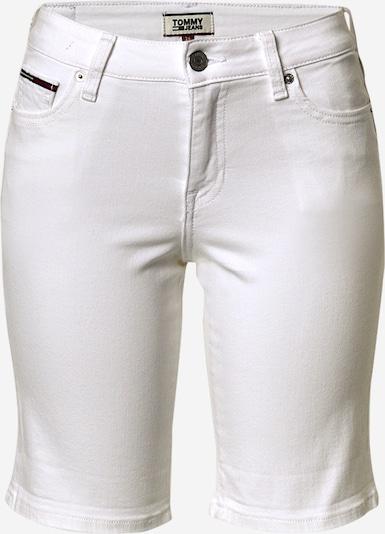 Tommy Jeans Jean en blanc, Vue avec produit