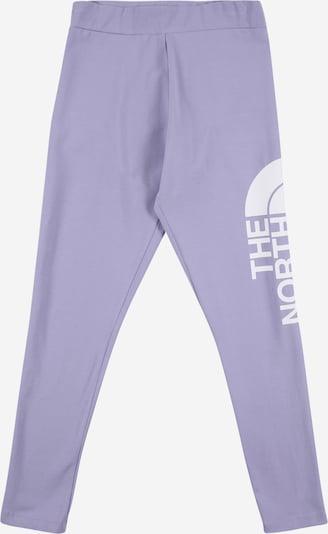THE NORTH FACE Športové nohavice - levanduľová / biela, Produkt