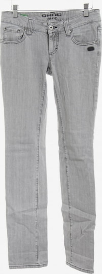 Gang Straight-Leg Jeans in 25-26 in hellgrau, Produktansicht