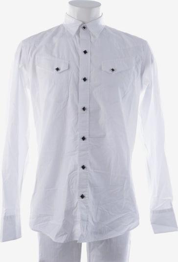 RALPH LAUREN Freizeithemd  in M in weiß, Produktansicht