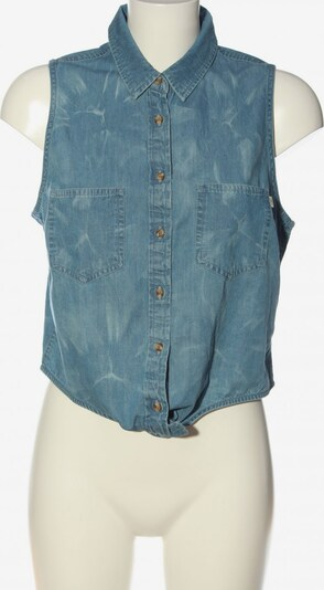 Obey Blusentop in XS in blau, Produktansicht
