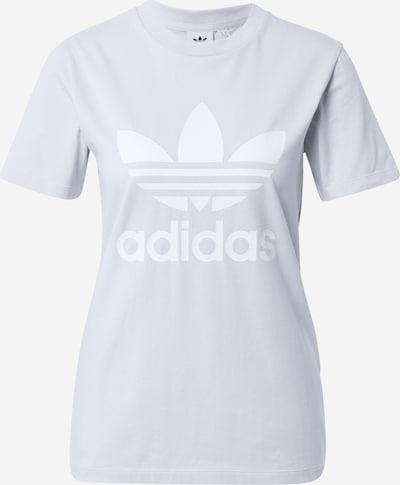 ADIDAS ORIGINALS Majica u svijetloplava / bijela, Pregled proizvoda