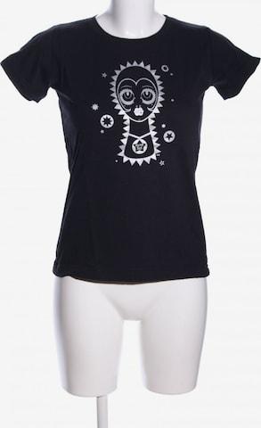 Anna Sui T-Shirt in S in Schwarz