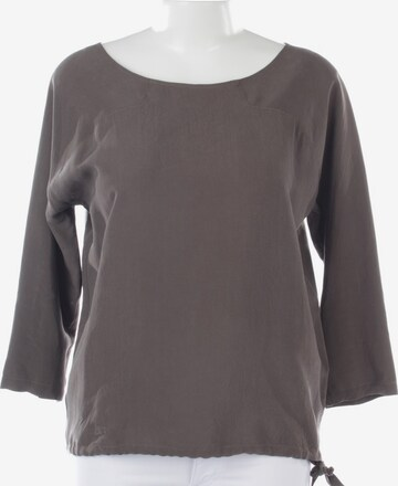 Humanoid Blouse & Tunic in S in Brown