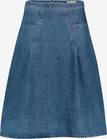 Cartoon Skirt in Blue