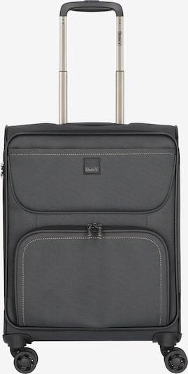 Stratic Koffer in grau, Produktansicht