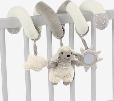 STERNTALER Spielzeugspirale Stanley in grau / naturweiß, Produktansicht