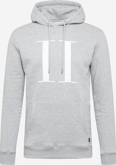 Les Deux Sweatshirt 'Encore' in hellgrau, Produktansicht