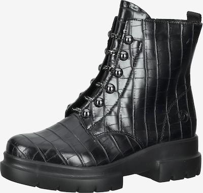 REMONTE Schnürstiefelette in schwarz, Produktansicht