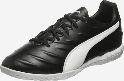 PUMA Fußballschuh 'King Pro' in schwarz / weiß, Produktansicht