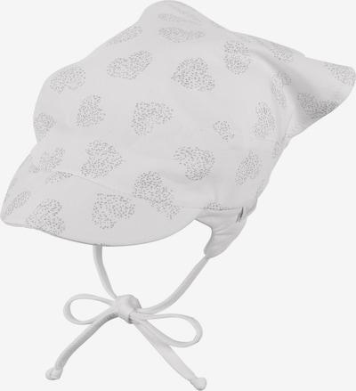 STERNTALER Beanie in Grey / White, Item view