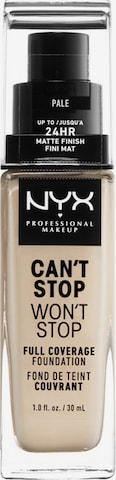 NYX Professional Makeup Can't Stop Won't Stop Foundation in Beige