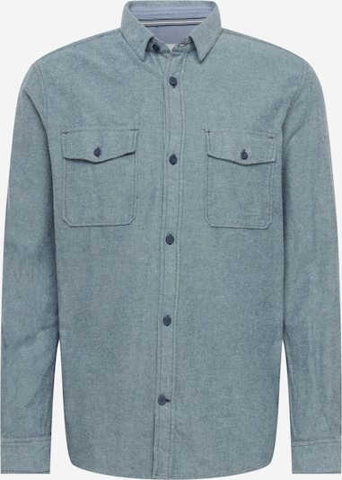 TOM TAILOR Button Up Shirt in Blue denim, Item view