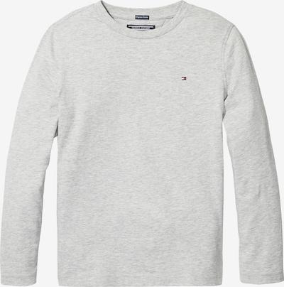 TOMMY HILFIGER Shirt in blau / graumeliert / rot / weiß, Produktansicht