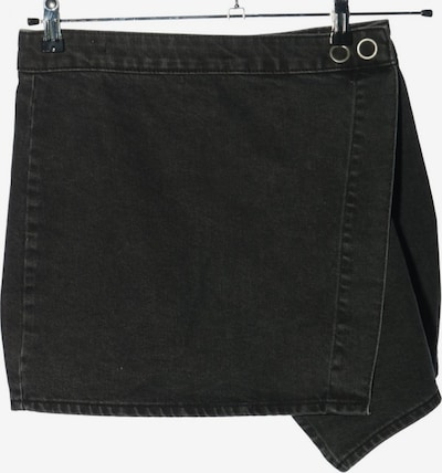ASOS DESIGN Jeansrock in M in schwarz, Produktansicht