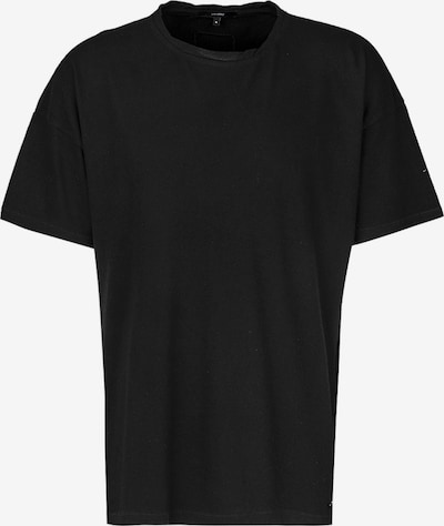 Tricou 'Tiger Flash Arne' tigha pe negru, Vizualizare produs