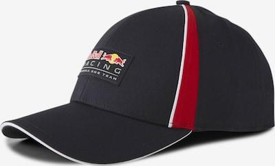 PUMA Sportpet 'Red Bull Racing' in de kleur Donkerblauw / Geel / Rood / Wit, Productweergave