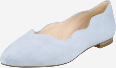 CAPRICE Ballerina in azur, Produktansicht