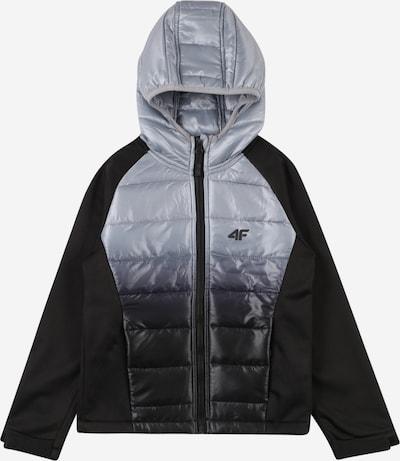 4F Outdoorová bunda - sivá / antracitová / tmavosivá, Produkt