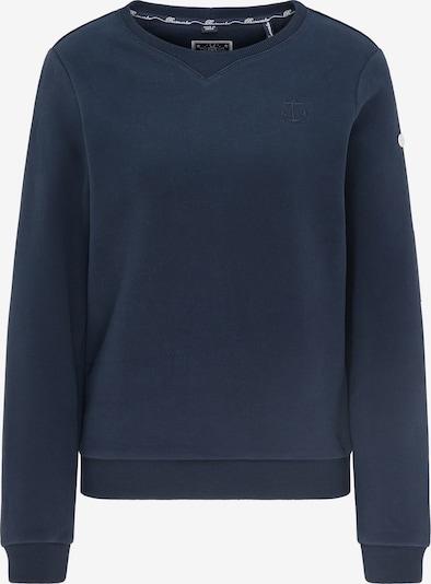 DreiMaster Maritim Sweatshirt in dunkelblau, Produktansicht
