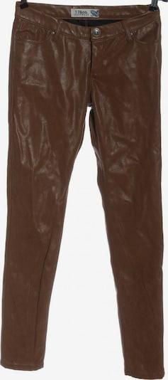 17&co. Kunstlederhose in XS in braun, Produktansicht