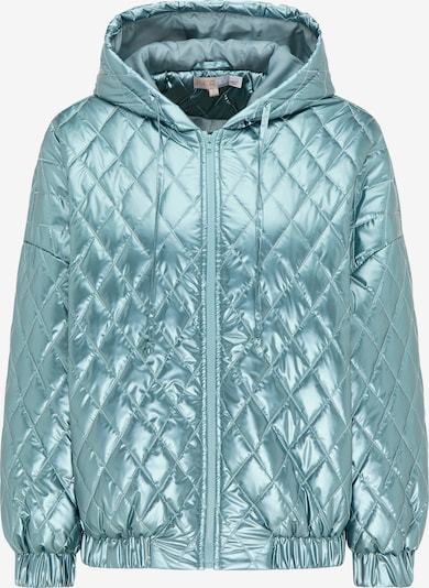 myMo NOW Jacke in aqua, Produktansicht