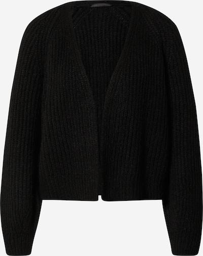 DRYKORN Strickjacke 'MANUI' in schwarz, Produktansicht