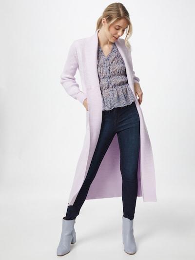 Ilgas kardiganas 'Prince' iš River Island , spalva - šviesiai violetinė, Modelio vaizdas