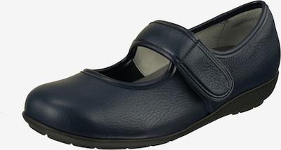 Natural Feet Klettschuhe in blau, Produktansicht