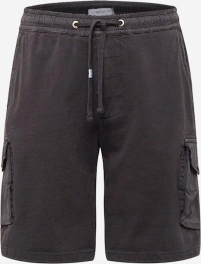 fekete REPLAY Cargo nadrágok, Termék nézet