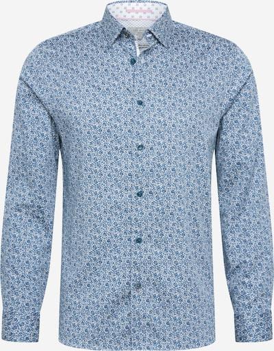 Ted Baker Hemd 'Copop' in blau / weiß, Produktansicht