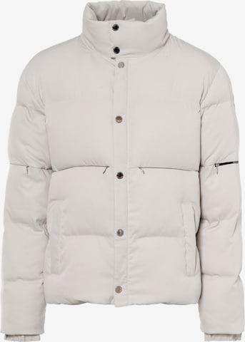 Veste d'hiver 'Corilo' Baldessarini en blanc