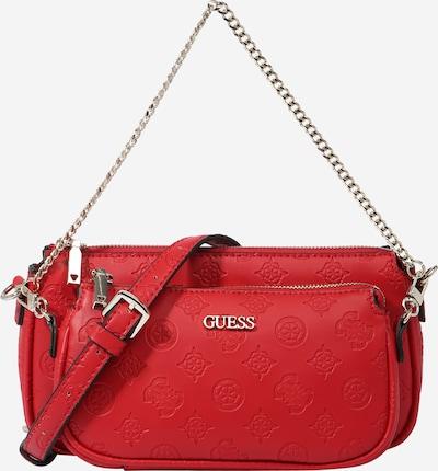 GUESS Чанта за през рамо тип преметка 'DAYANE' в червено, Преглед на продукта