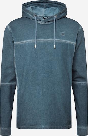 !Solid Sweat-shirt 'Rex' en bleu-gris, Vue avec produit