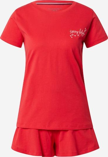 Tommy Hilfiger Underwear Kort pyjamas i röd, Produktvy