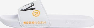 Superdry Rantakengät värissä oranssi / musta / valkoinen, Tuotenäkymä