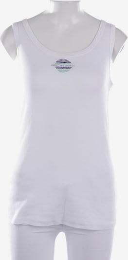 Marc Cain Top  in L in weiß, Produktansicht