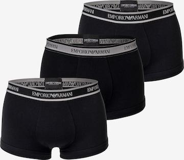 Emporio Armani Boxer shorts in Black