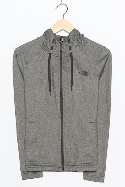THE NORTH FACE Kapuzenpullover in S in grau, Produktansicht