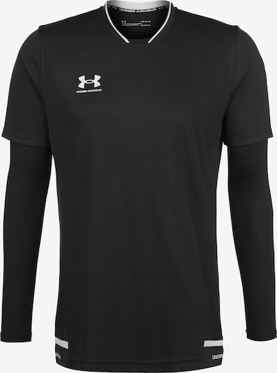 UNDER ARMOUR Accelerate Premier Trainingsshirt Herren in schwarz, Produktansicht