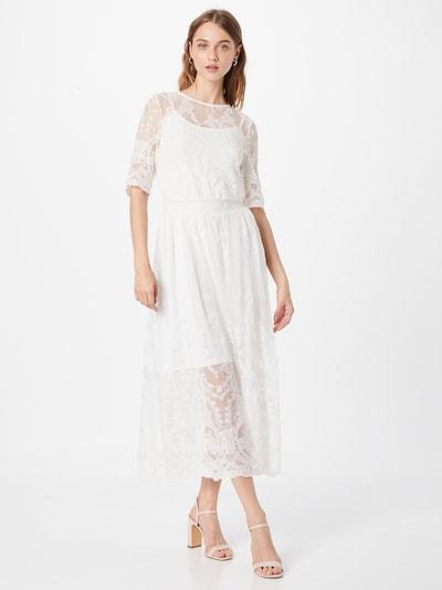 AMY LYNN Kleid 'DITA' in weiß, Modelansicht