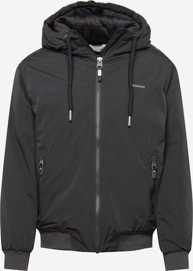 Ragwear Tussenjas 'Maddy' in de kleur Zwart, Productweergave