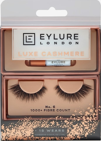 Eylure Artificial Eyelashes 'Cashmere No. 6' in