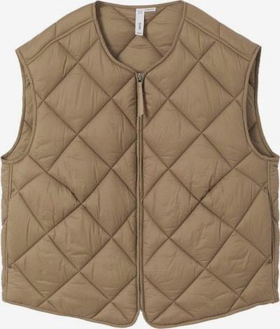 MANGO Vest 'Bang' in Light brown, Item view