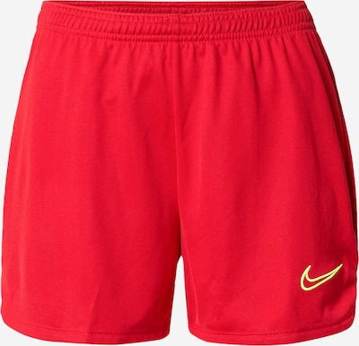 NIKE Športové nohavice 'Academy' - svetločervená, Produkt