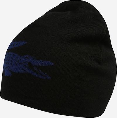 LACOSTE Čiapky - modrá / čierna, Produkt