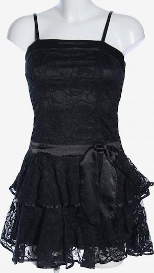UNBEKANNT Spitzenkleid in M in schwarz, Produktansicht